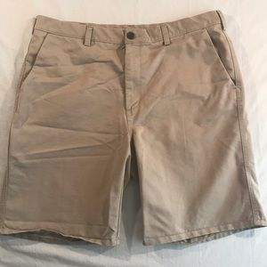 Haggar Clothing Shorts (suede feel) Mens size 38